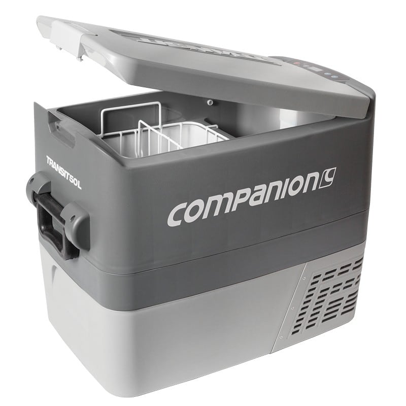 Companion Fridge Freezer open lid
