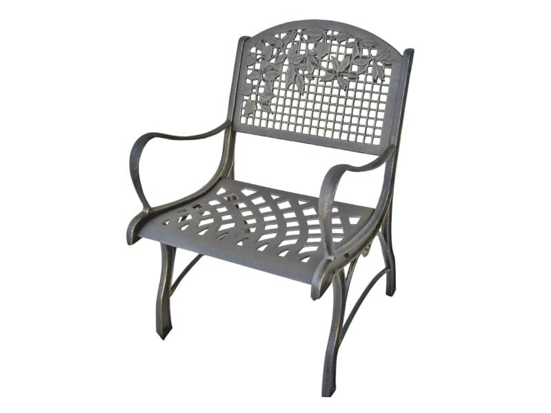George and Son Cast Iron Chair