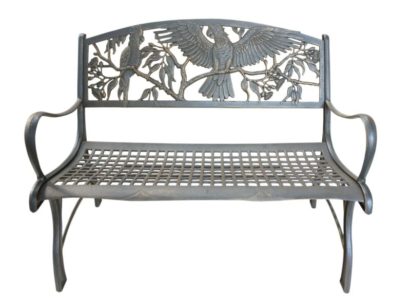 George and Son Love Seat