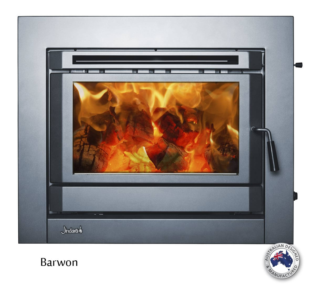 Barwon Wood Heater Insert