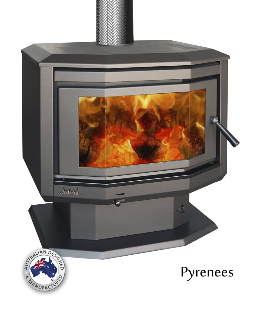 pyrenees freestanding wood heater
